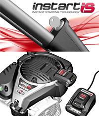 Briggs&Stratton InStart technologie