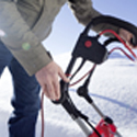 Elektrická jednostupňová sněhová fréza AL-KO SnowLine 46 E
