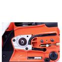 Motorová pila ECHO CS-352ES + sestavení + příprava k provozu