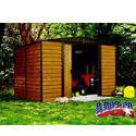 Kovový zahradní domek ARROW WOODRIGE 1012
