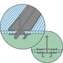 Skleník VITAVIA TARGET 6200 PC 4 mm stříbrný + záruka 15 let na konstrukci + záruka 10 let na polykarbonát