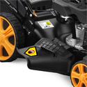 Benzínová sekačka Riwall RPM 5135 + sestavení + příprava k provozu