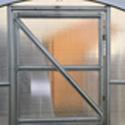 Skleník LANITPLAST KYKLOP 3x6 m PC 4 mm + záruka 10 let na polykarbonát