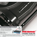 Benzínová sekačka Weibang WB 456 SCV 6in1 + sestavení + příprava k provozu + záruka 4 roky bez omezení