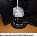 Benzínová sekačka Weibang WB 506 SB DOV 5in1 + sestavení + příprava k provozu
