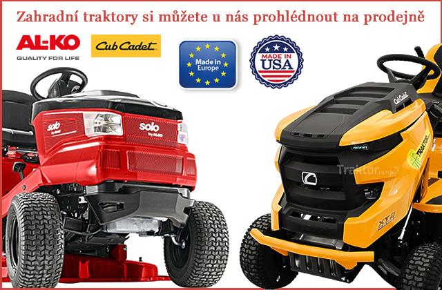 Zahradní traktory