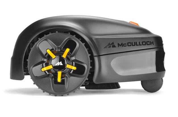 McCulloch ROB S600 robotická sekačka