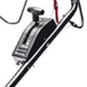 Benzínová sekačka World W 55 4S + sestavení + příprava k provozu + servis EXTRA