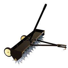 AF 346 tažený travní provzdušňovač 102 cm