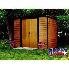 Kovový zahradní domek ARROW EURO DALLAS 86