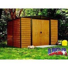 Kovový zahradní domek ARROW EURO DALLAS 1012