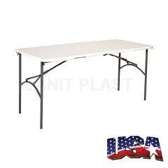 LIFETIME - skládací stůl 150 cm (80395)