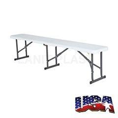 LIFETIME - skládací lavice 180 cm (80305)