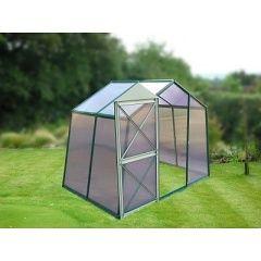 Kovový zahradní domek ARROW DRESDEN 65 zelený