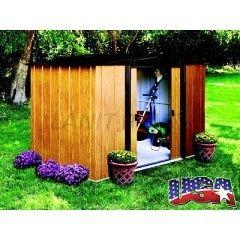 Kovový zahradní domek ARROW WOODLAKE 86