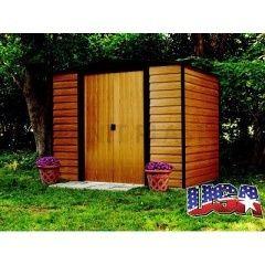 Kovový zahradní domek ARROW EURO DALLAS 65