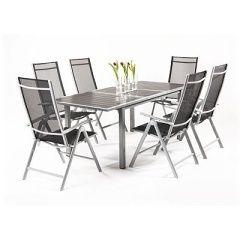 RUMULUS 6+ - stolová sestava