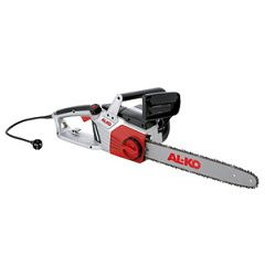 Elektrická pila AL-KO EKS 2400/40 + sestavení + příprava k provozu