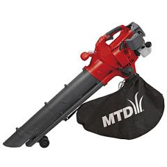 Benzínový vysavač listí MTD BV 3000 G